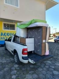 Frete e montagem de móveis