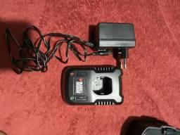 Carregador Parafusadeira Black & Decker CD961
