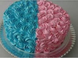 Kit festa bolo revelação ! tbm em outro temas!