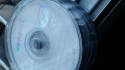 Mídia DVD-R 120m 4.7GB Caixa com 25unid