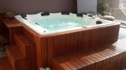 Assistência tecnica em banheiras de hidromassagem