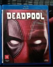 Dvd Blu-ray Deadpool
