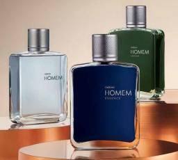 Mega liquidação perfume Natura homem 100ml
