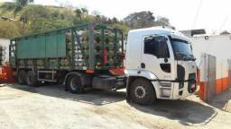 Caminhão para transporte de gás - 2012