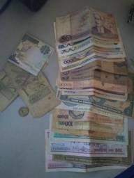 Cédulas Antigas Notas Dinheiro