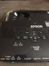 Vendo projetor Epson