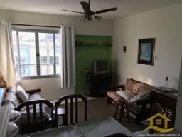 Apartamento à venda com 1 dormitórios em Centro, Peruíbe cod:2153