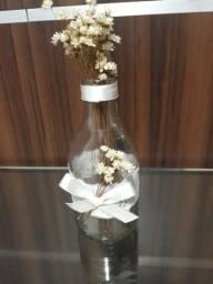 Garrafinha decorada para festa