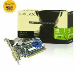 GT710 2GB nova aberta so pra teste, vendo ou troco em celular