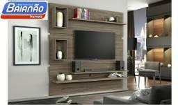 Painel HANN0VER p TV até 60'' - BAlANÃ0 M0VElS