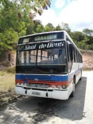 Ônibus urbano,VW/Ford 16.180, mecânica toda em ordem (carro rodando) - 1997