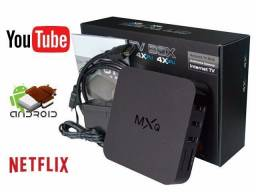 TvBox 4k Pro Android Smart Netflix Youtube -NOVO (Whats 99266-5951)