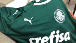 Vendo camisa original Palmeiras Puma