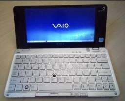 Mini Notebook Vaio - Usado Pouquíssimo!! $800
