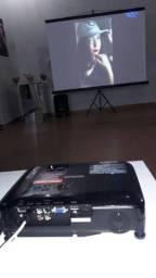 Aluguel de projetor datashow para festas e eventos