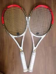 d1b886a40 Raquete de tênis Wilson Pro Staff Roger Federer