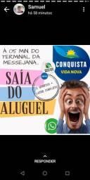 Compre seu enmovel com entrada Aparti de 500 reais