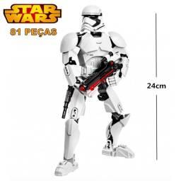 Star Wars boneco de montar