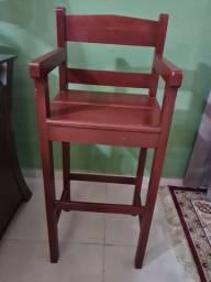 Vendo cadeira infantil,com pouco uso