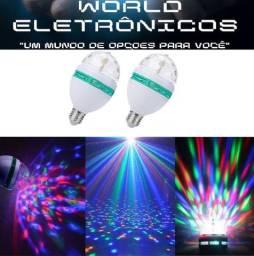Lampada led 3d ac 85-260v full color