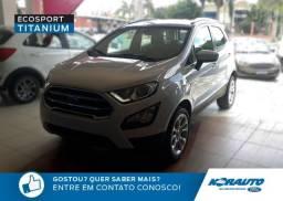 Ford EcoSport TITANIUM 1.5 12V Flex 5p Aut.