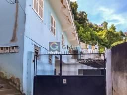 Casa para alugar com 2 dormitórios em Centro, Petrópolis cod:537