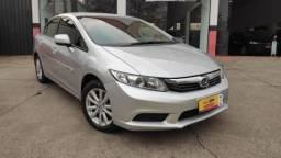 Honda civic 2012 1.8 lxl 16v flex 4p automÁtico