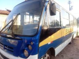 Micro onibus mercedes benz caio foz 2400