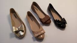 Vendo estoque de calçados para revenda ou loja ponto 10
