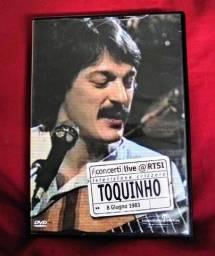 DVD Toquinho I Concert Live Rtsi 1983 MPB Show Ao Vivo