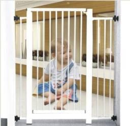 Portão de Proteção Para Crianças e Pet