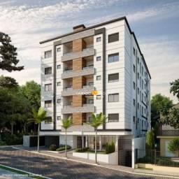 Apartamento com 2 dormitórios à venda, 56 m² por R$ 173.500,00 - Universitário - Lajeado/R