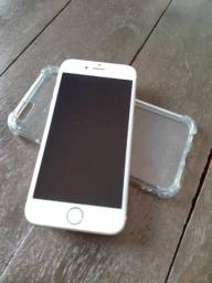 Iphone 6 gold 16GB novinho extra