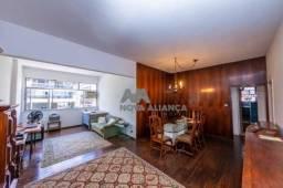 Apartamento à venda com 3 dormitórios em Lagoa, Rio de janeiro cod:NBAP31877