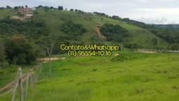 Terrenos de 1000m2, Entrada+500mensal,boleto Sem Consulta S/Comprov.Renda