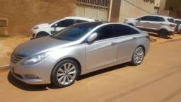 Sonata gls 2012 2.4 mpfi novo com teto automático completo de tudo