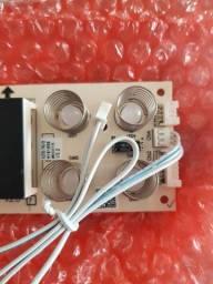 Ar condicionado placa display an rf145 14500 delonghi