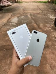 iPhone 7 Plus prata 32 gb