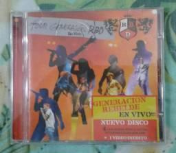 Cd Rbd Rebelde - Tour Generation comprar usado  São Paulo