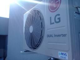 Instalação,manutenção,higienização de ar condicionado