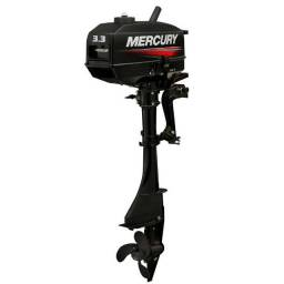 Promoção: Motor De Popa Mercury 3.3 HP 0KM - À Faturar - Autorizada Mercury Marine