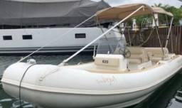 Bote Williams Jet 625 N Flex Boat Zefir