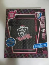 Diário Secreto Eletrônico, Monster High