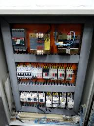 Painel de Comandos elétricos para retiradas de peças