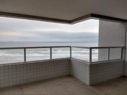 Apartamento dos sonhos de frente para a praia do Balneário Maracanã, Praia Grande/SP