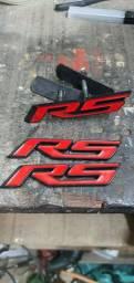 Emblemas RS Cruze americano
