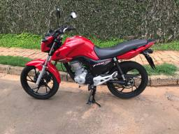 Honda Fan 160 ano 2019
