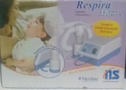 Inalador Nebulizador Ultrassônico Respira Max Ns