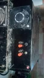 Montagens de amplificadores