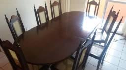 Conjunto mesa e cadeiras  *Raridade*